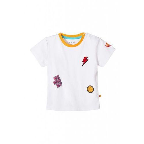 5.10.15. T-shirt niemowlęcy 100% bawełna 5i3401