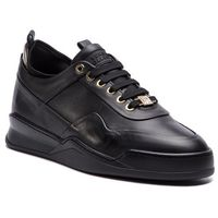 Versace Sneakersy collection - v900727 vm00423 va16h nero/nero/nero/oro
