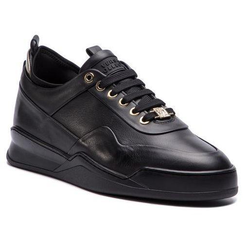 Sneakersy VERSACE COLLECTION - V900727 VM00423 VA16H Nero/Nero/Nero/Oro, w 5 rozmiarach