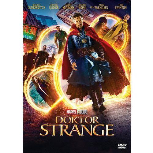 Doktor strange (dvd) - scott derrickson marki Galapagos - OKAZJE