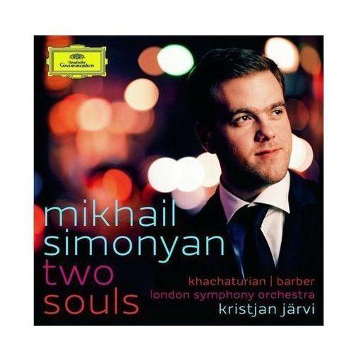 Universal music / deutsche grammophon Two souls - mikhail simonyan (płyta cd)