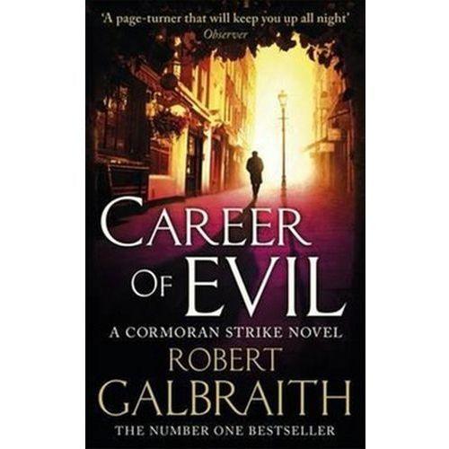 Career of Evil (9780751563597)