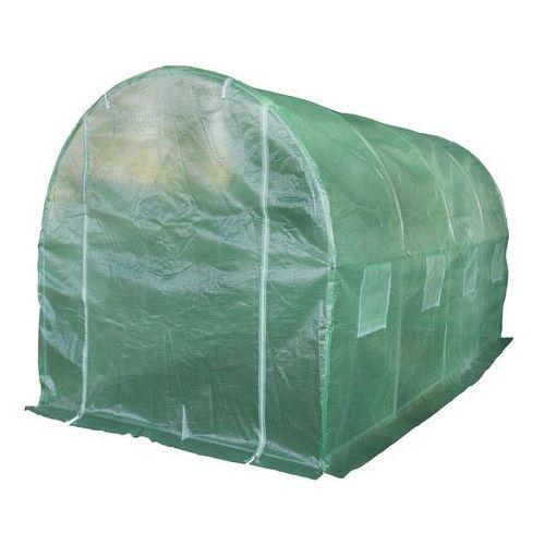 Gardetech Tunel ogrodniczy foliowy szklarnia 8m2, kategoria: szklarnie