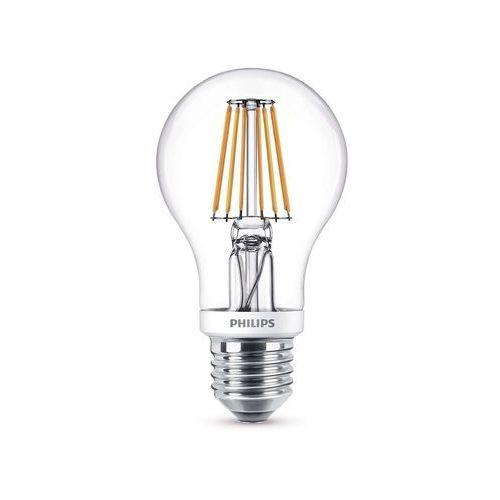 Żarówka LED Philips 8718696575178, 7.5 W = 60 W, 806 lm, 2700 K, ciepła biel, 230 V, 15000 h