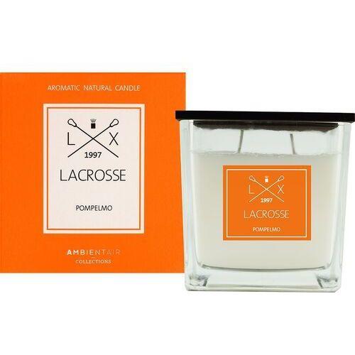 Świeca zapachowa pompelmo 10x10 - pompelmo marki Lacrosse