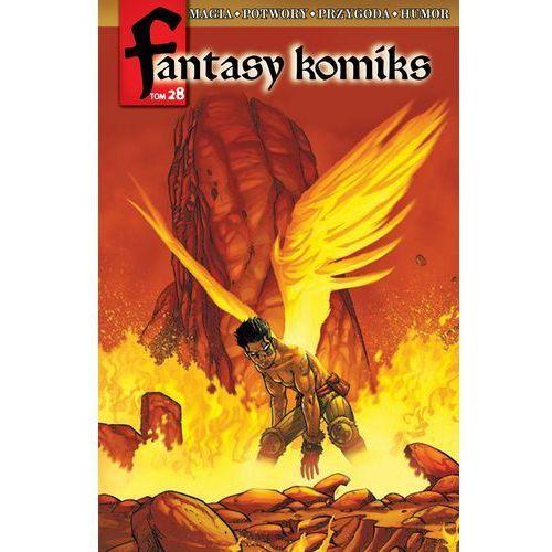 Fantasy Komiks. Tom 28 - Opracowanie zbiorowe (9788328127425)