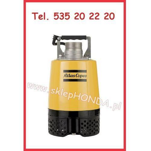 Weda 04 pompa elektryczna jednofazowa  (250 l/min), marki Atlas copco