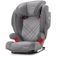 Fotelik monza nova 2 seatfix 15-36 kg - aluminium grey marki Recaro