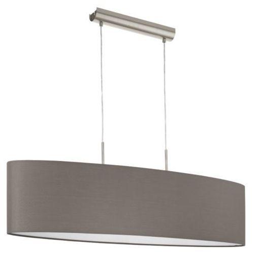 lampa wisząca PASTERI antracyt 100 cm, EGLO 31587