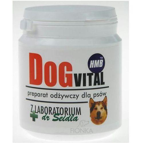 DERMAPHARM Dr Seidel DogVital FORTE preparat dla psów z HMB
