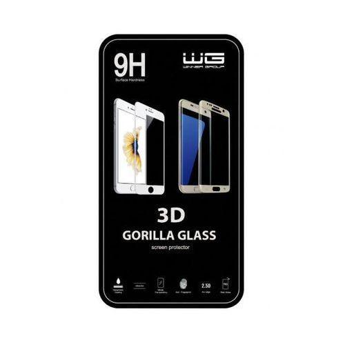 Szkło WG do LG K10(2017) 3D Czarny (8591194079511)