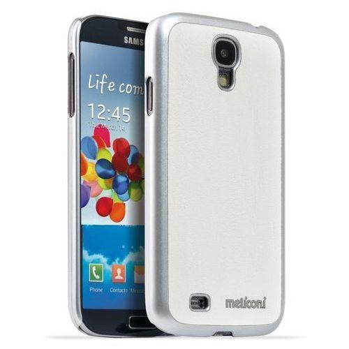 Meliconi Etui Elegance Samsung Galaxy S4 Silver/White (8006023204823) Darmowy odbiór w 20 miastach!