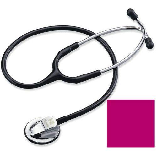 Stetoskop internistyczny  grandeur m615pf owalny - fioletowy marki Spirit