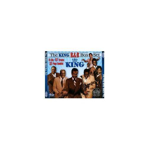 King r & b box set / różni wykonawcy (box) marki Gusto