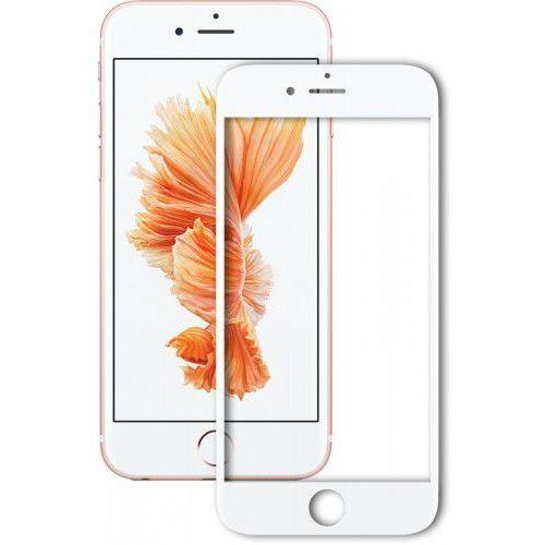 Szkło hartowane Mocolo 3D Full Cover Tempered Glass iPhone 7 Plus White, 50580