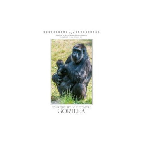 Emotional Moments: from the Life of the Family Gorilla / UK-Version 2018