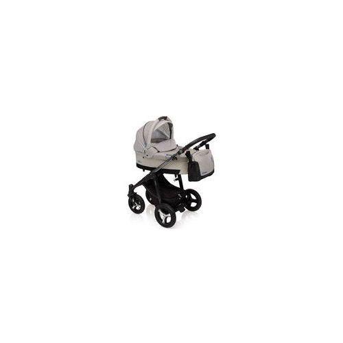Wózek wielofunkcyjny husky lupo  (szary + winter pack) marki Baby design