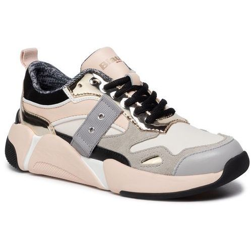Sneakersy - 9fmonroe01/lea mude/gold marki Blauer