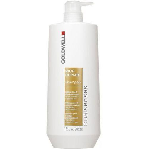 Goldwell  dualsenses rich repair - szampon regenerujący 1500ml, kategoria: mycie włosów
