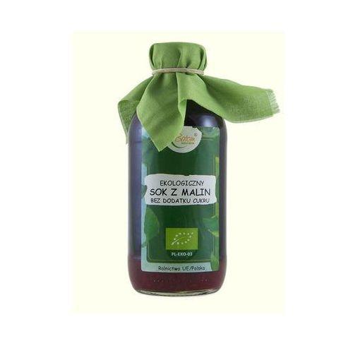 Batom: sok malinowy bez cukru BIO - 330 ml, 5907709950535
