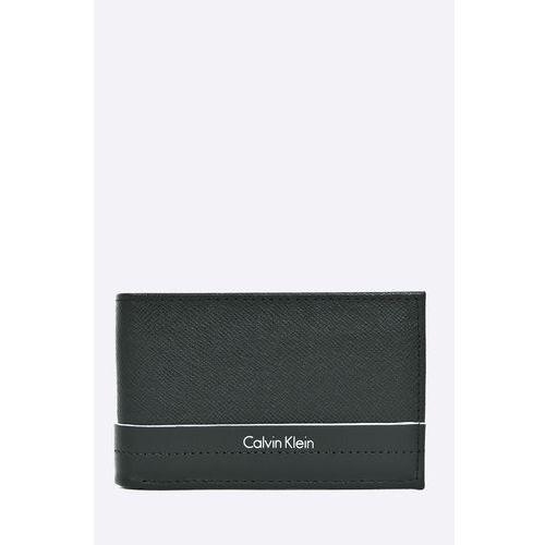 Calvin Klein Jeans - Portfel skórzany Elias