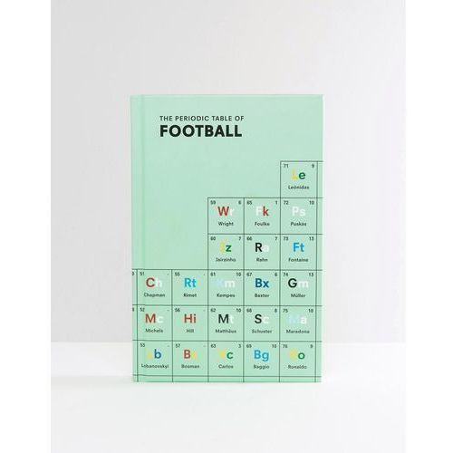 Books The periodic table of football book - multi