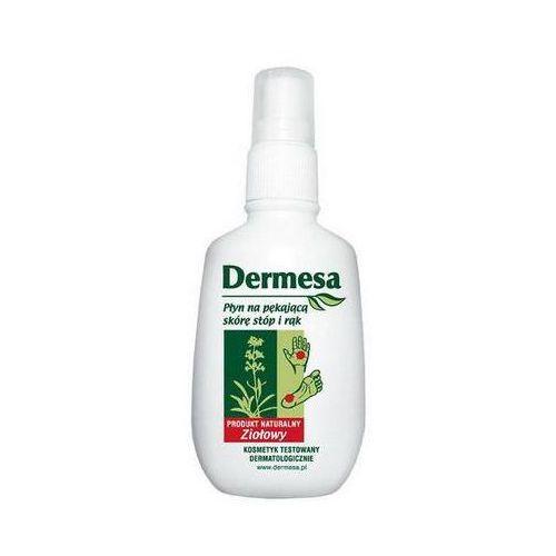 Dermesa 65ml - Płyn na pękającą skórę stóp i rąk!!, DERMESA