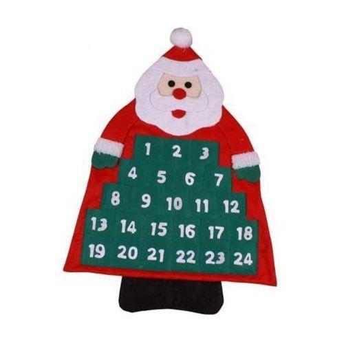 Kalendarz adwentowy ozdoby i dekoracje świąteczne wyprodukowany przez Gama ewa kraszek