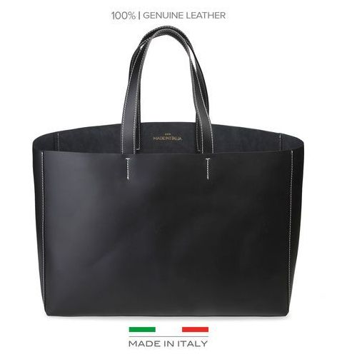 Torebka shopper damska MADE IN ITALIA - ROMINA-22