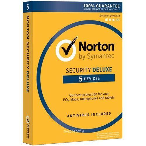 Norton Security DELUXE 5PC/1ROK Norton internet security, 21358339