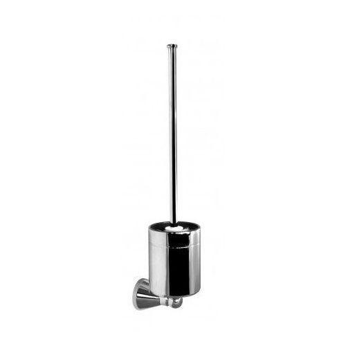 Szczotka wc słój mosiężny | 110x410mm marki Xxlselect