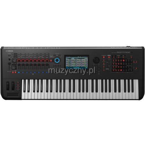 Yamaha Montage6 syntezator