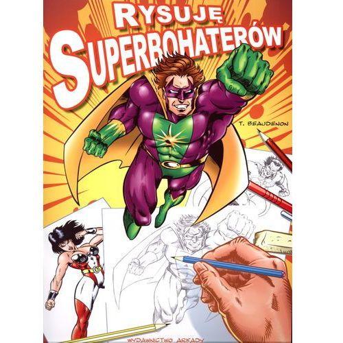 Rysuj? superbohater?w, książka z kategorii Audiobooki
