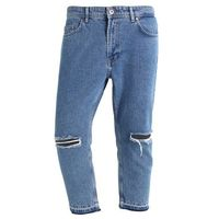 Only & Sons ONSAGED RAW EDGE Jeansy Relaxed fit light blue denim, kolor niebieski