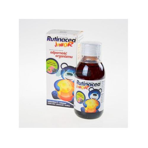 Syrop RUTINACEA JUNIOR Syrop 100 ml