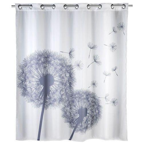 Zasłona prysznicowa Astera Flexi, tekstylna, 180x200 cm, WENKO (4008838160084)