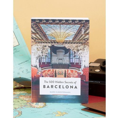 The 500 hidden secrets of barcelona - multi marki Books