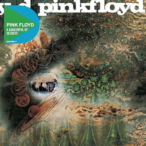PINK FLOYD - A SAUCERFUL OF SECRETS (2011) (CD)