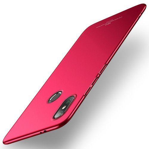 Msvii Etui slim case do xiaomi mi a2/6x czerwone (6923878267570)