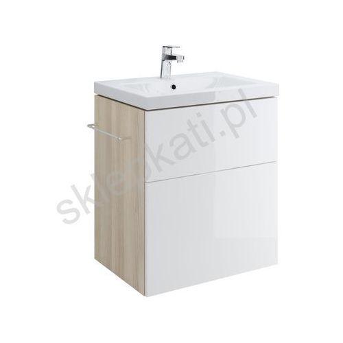 smart szafka podumywalkowa 60, front biały s568-018 marki Cersanit