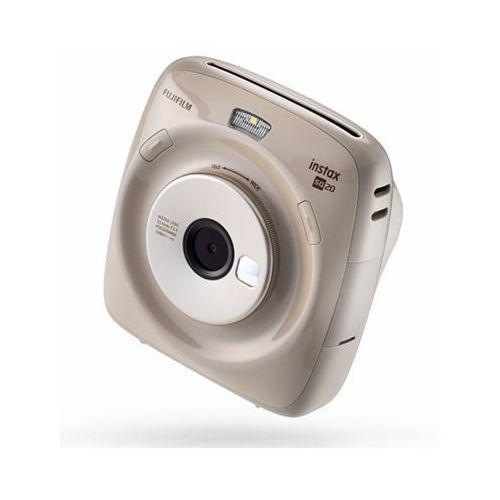 instax square sq20 (beżowy) marki Fujifilm