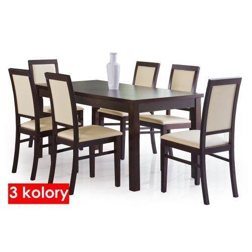 Producent: elior Stół rozkładany destin 3x 160-200 cm - 2 kolory