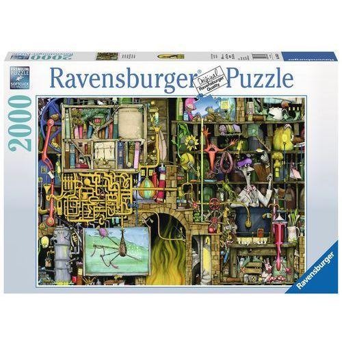 2000 elementów szalone laboratorium marki Ravensburger