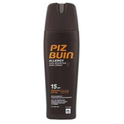 Piz Buin Allergy Spray SPF15 200ml W Opalanie antyalergiczny