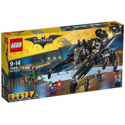 LEGO Batman the Movie, Pojazd kroczący, 70908