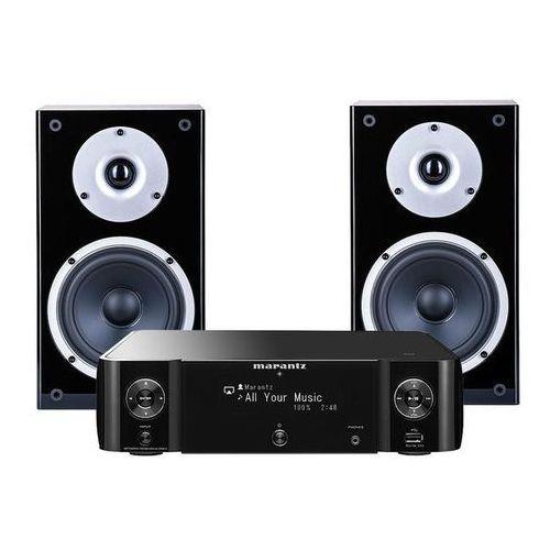 mcr511 + raptor 1 - zestaw stereo ciesz się bogatym i czystym dźwiękiem | gwarancja 3-lata | raty 0% marki Marantz