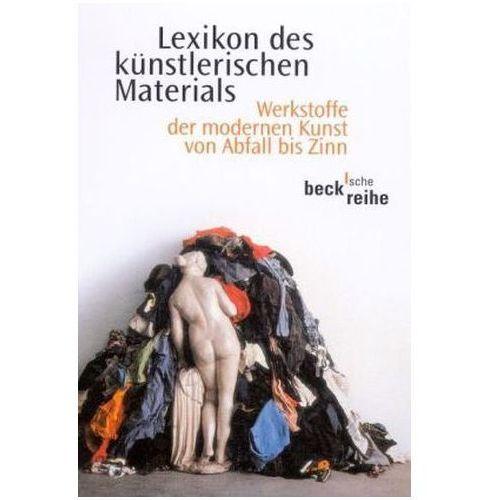 Lexikon des künstlerischen Materials (9783406606748)