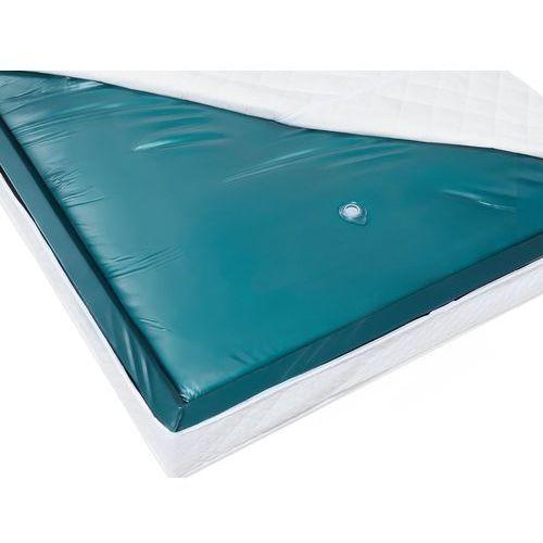 Beliani Materac do łóżka wodnego, mono, 160x200x20cm, średnie tłumienie