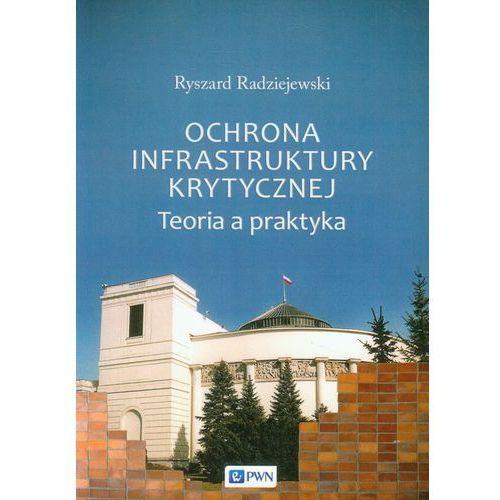 Ochrona infrastruktury krytycznej Teoria i praktyka, oprawa miękka