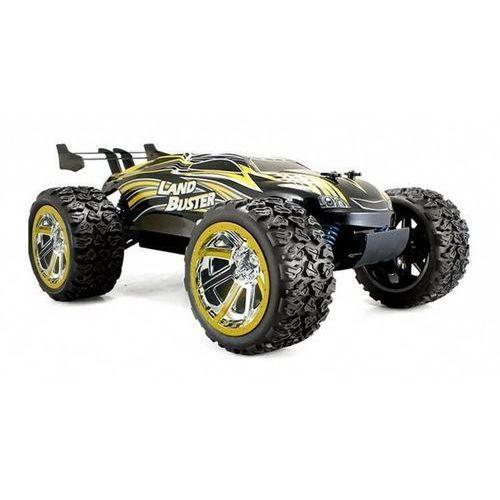Nqd Land buster 1:12 monster truck rtr 2.4ghz li-ion 1500mah - żółty